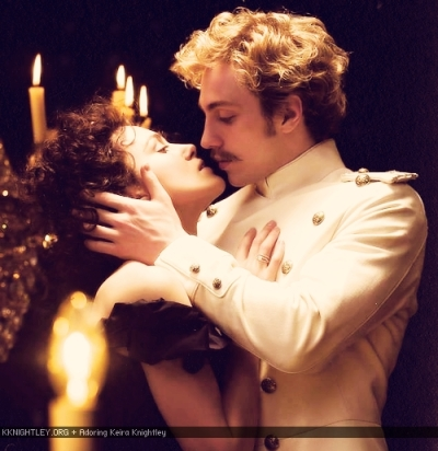 Anna and Vronsky