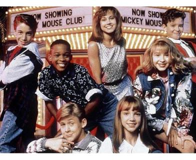 Ryan in The Mickey Mouse Club