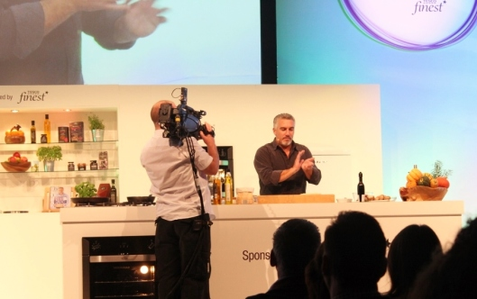 Paul Hollywood Supertheatre