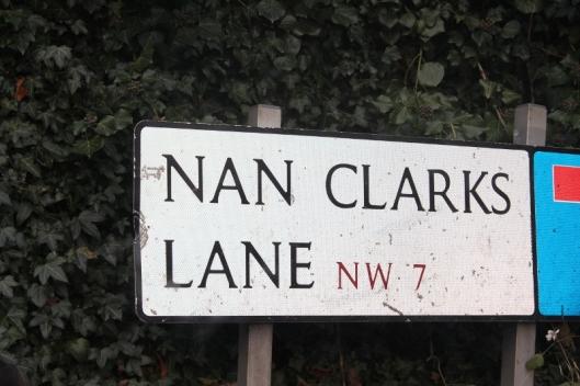 Nan Clarks Lane