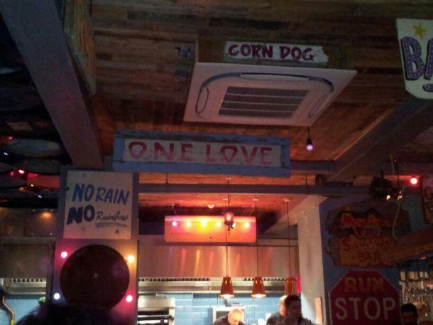 The Rum Kitchen- Carnaby Street
