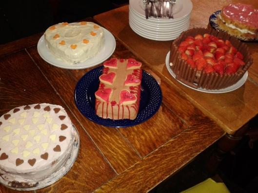 Clandestine Cake Club- Pure Romance