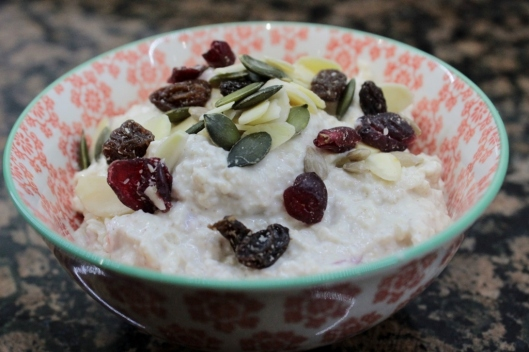 Delicious Breakfast Bircher