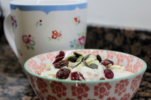 Breakfast Bircher