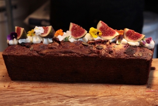 fig cake lily vanilli