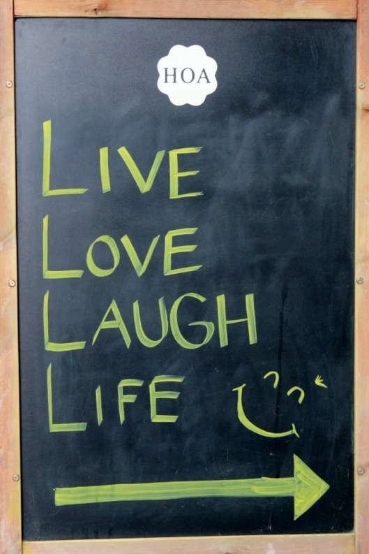 live love laugh life