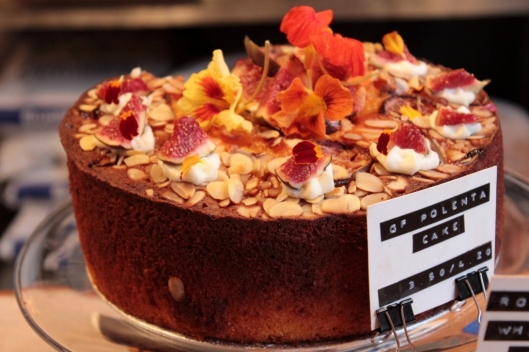 polenta cake lili vanilli
