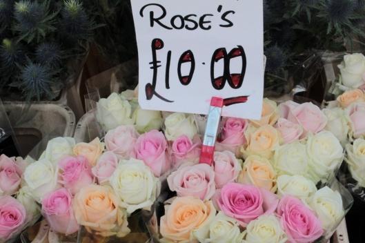 roses columbia market