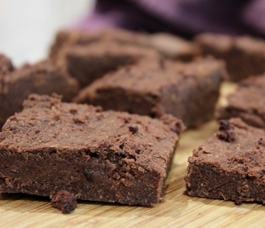 sweet potato_brownies