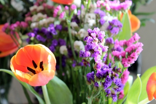 tulips columbia market