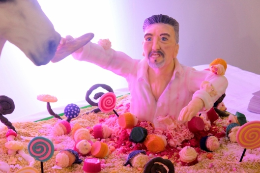 Paul Hollywood Cake