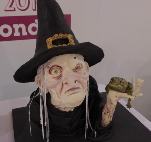Witch cake Cake & Bake