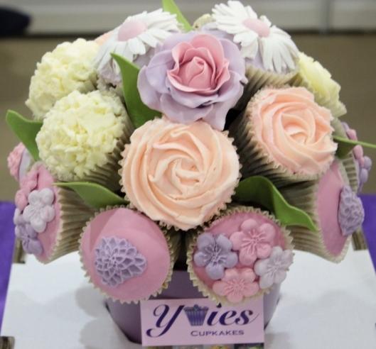 Yvie's cupcakes