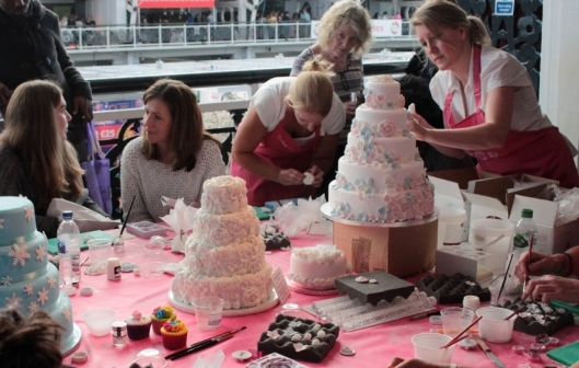 Cake Decorating Masterclass