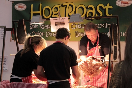 Woodhouse Farm hog roast