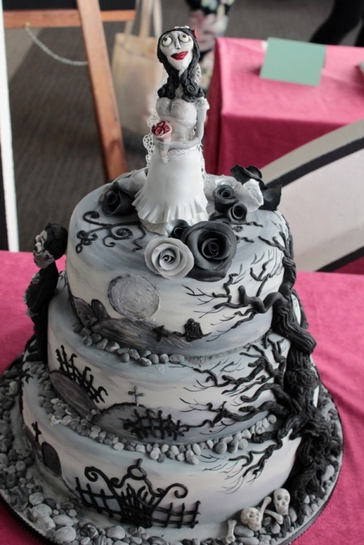 Zombie Tier Cake