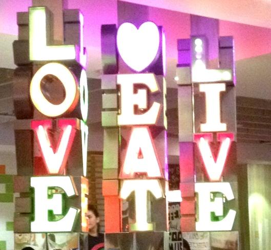 Love Eat Live