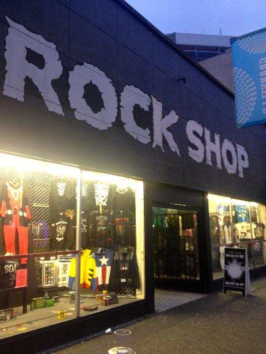 Rock Shop Vancouver