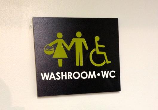 Whole Foods Bathroom