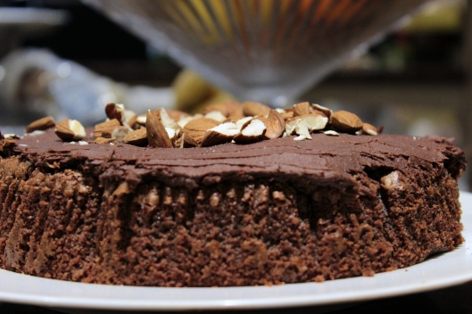 Chocolate and Amaretto cake