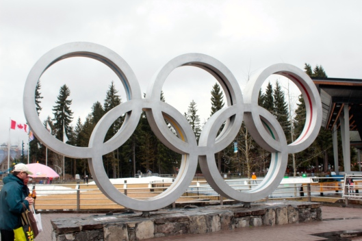 Olympic Village Whistler