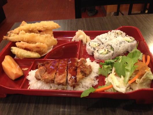 Umeda Japenese Cuisine Bento Box