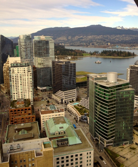 Vancouver Lookout Day