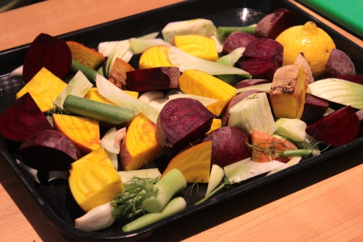 Roasted Veg Rooted Nutrition