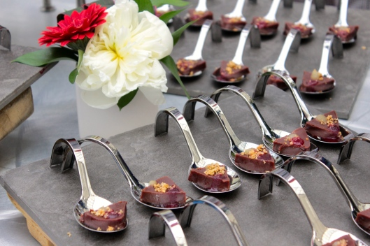 Hazelnut Parfait