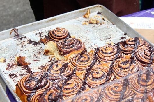 chocolate Cinanmon Swirls