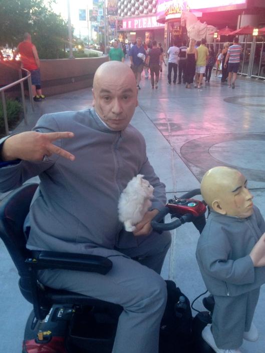 Dr Evil Las Vegas