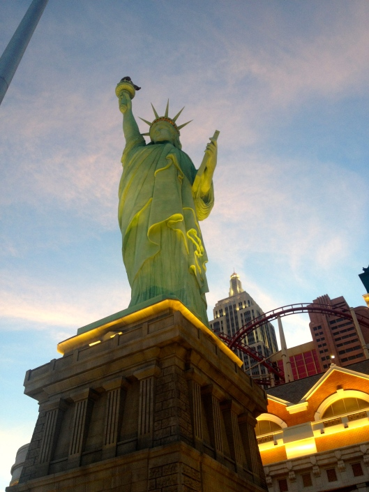 Statue of Liberty Las Vega