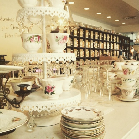 Beautiful Neverland Tea Salon