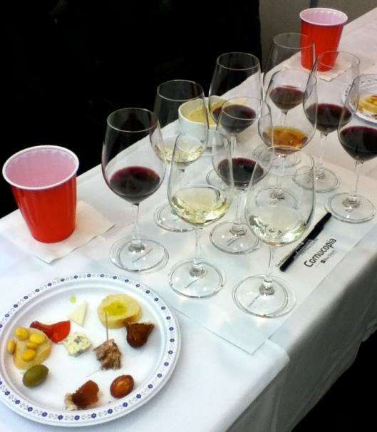 Portuguese wine seminar