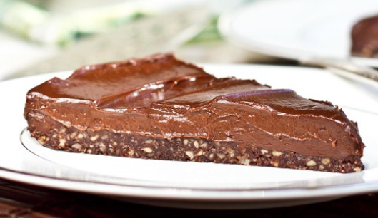 No Bake Chocolate Torte