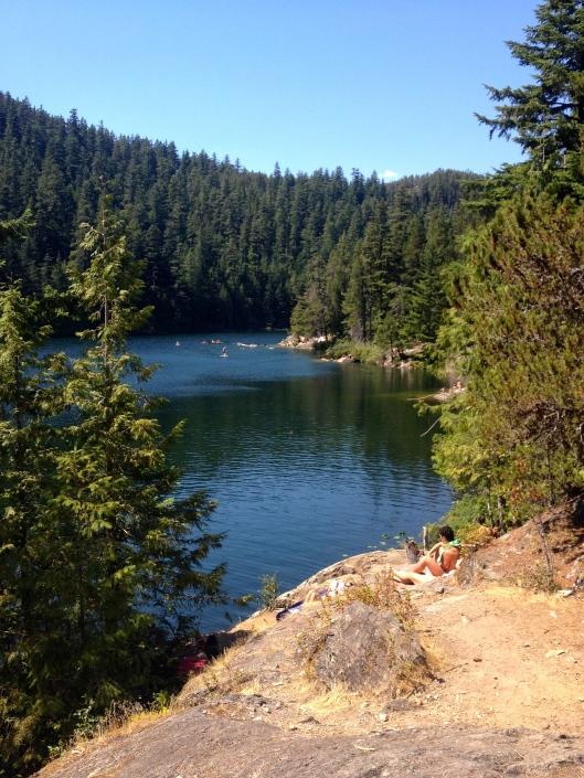 Brohm Lake Vancouver