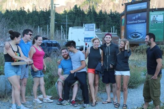 Fun at Brohm Lake