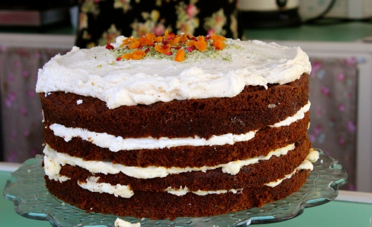 Betsy Carrot Cake