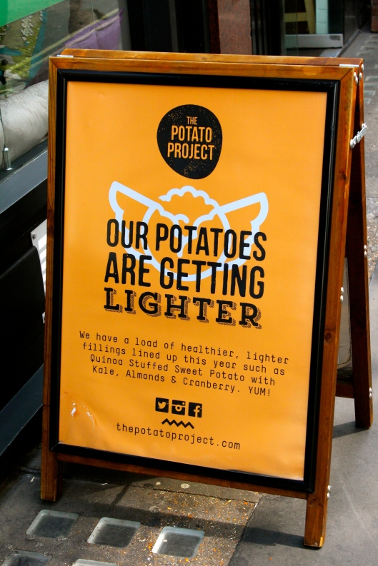 The Potato Project