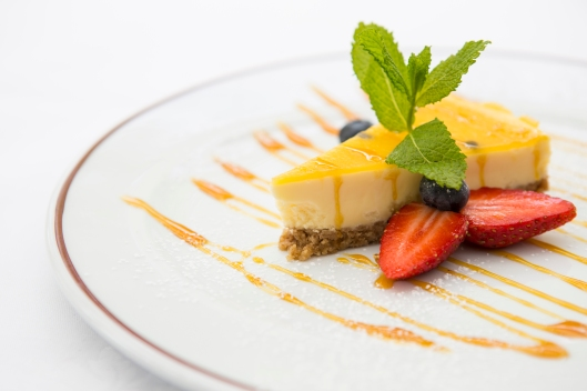 Lemon Cheese Cake (2)