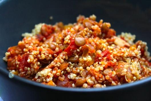 lentil-quinoa-mushroom-ragout